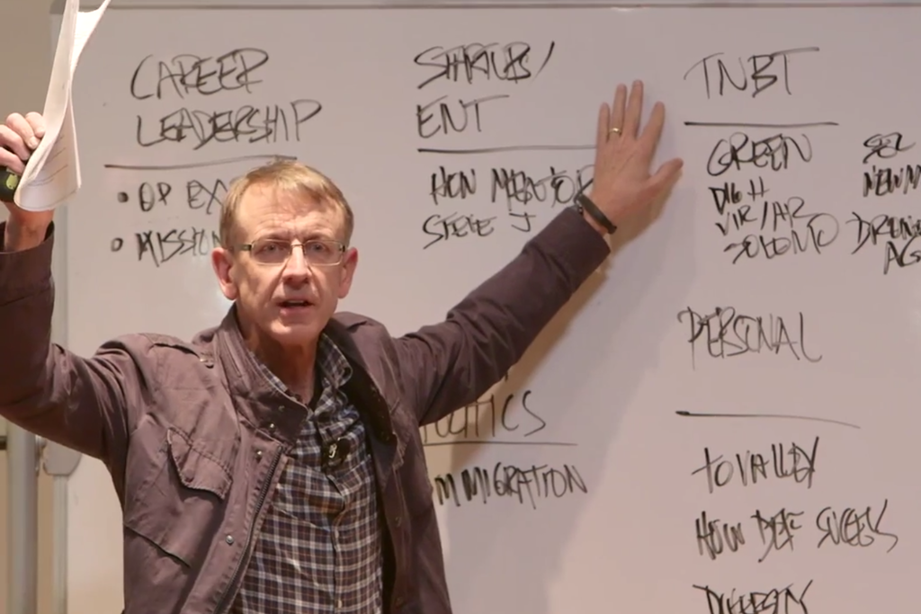 Image for article John Doerr: UC Berkeley Distinguished Lecture Series