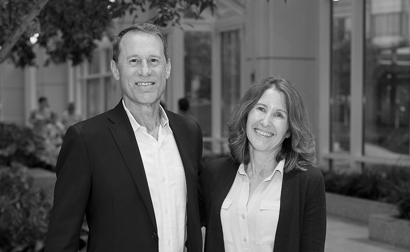Founders: Lonnie Moulder and Mary Lynne Hedley