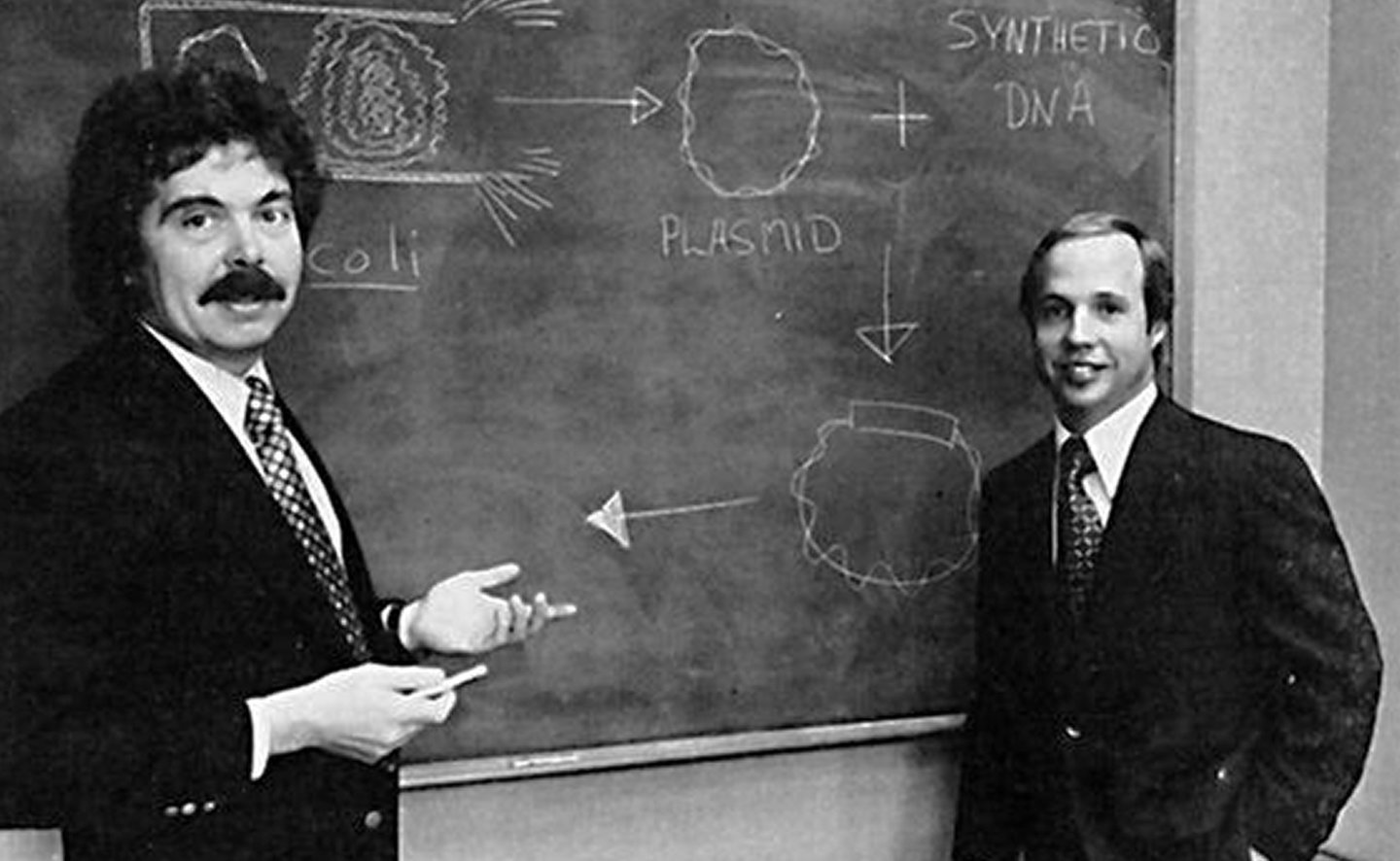 Founders: Herb Boyer and Bob Swanson