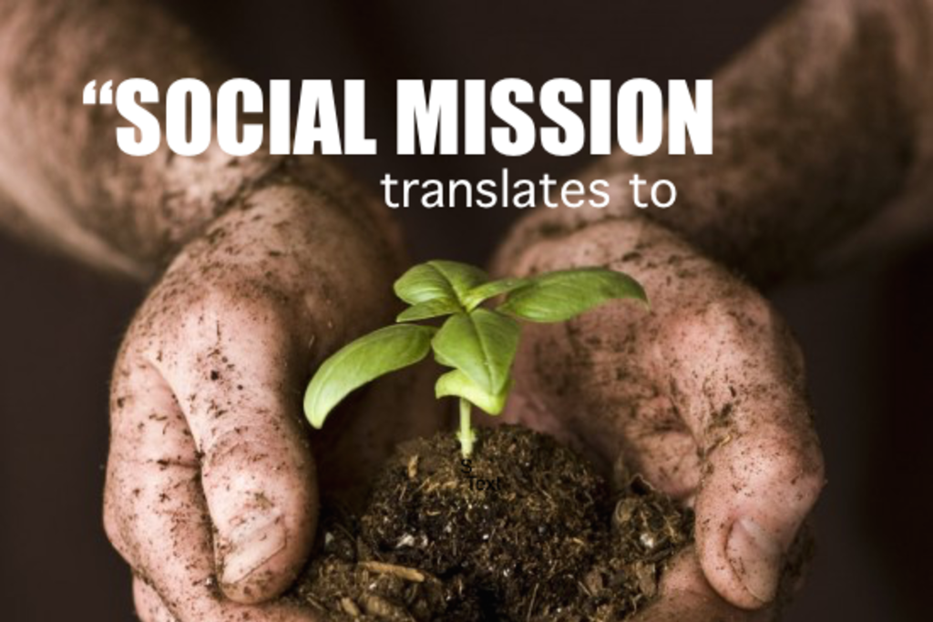 Image for article Marrying Successful Business with Social Mission
