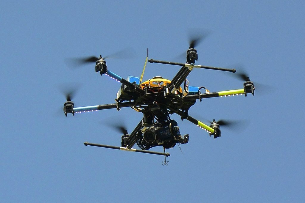 Image for article Will Commercial Drones Take Over the Skies? Airware CEO Chats with Kleiner Perkins