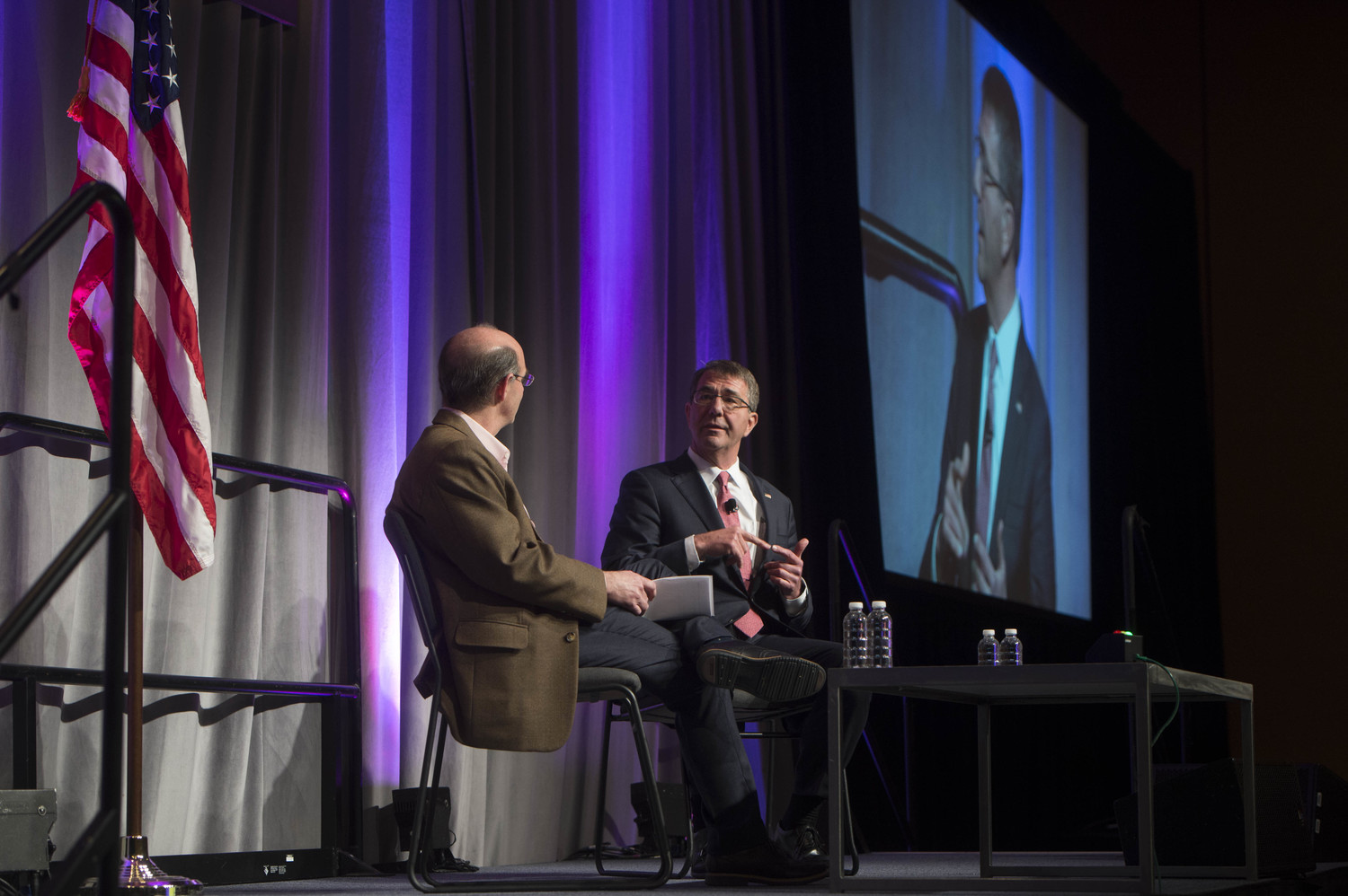 An Interview with Defense Secretary Ash Carter