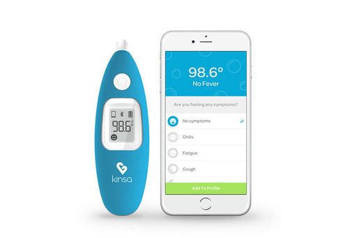 Image for article 'Smart Thermometers' Track Flu Season in Real Time