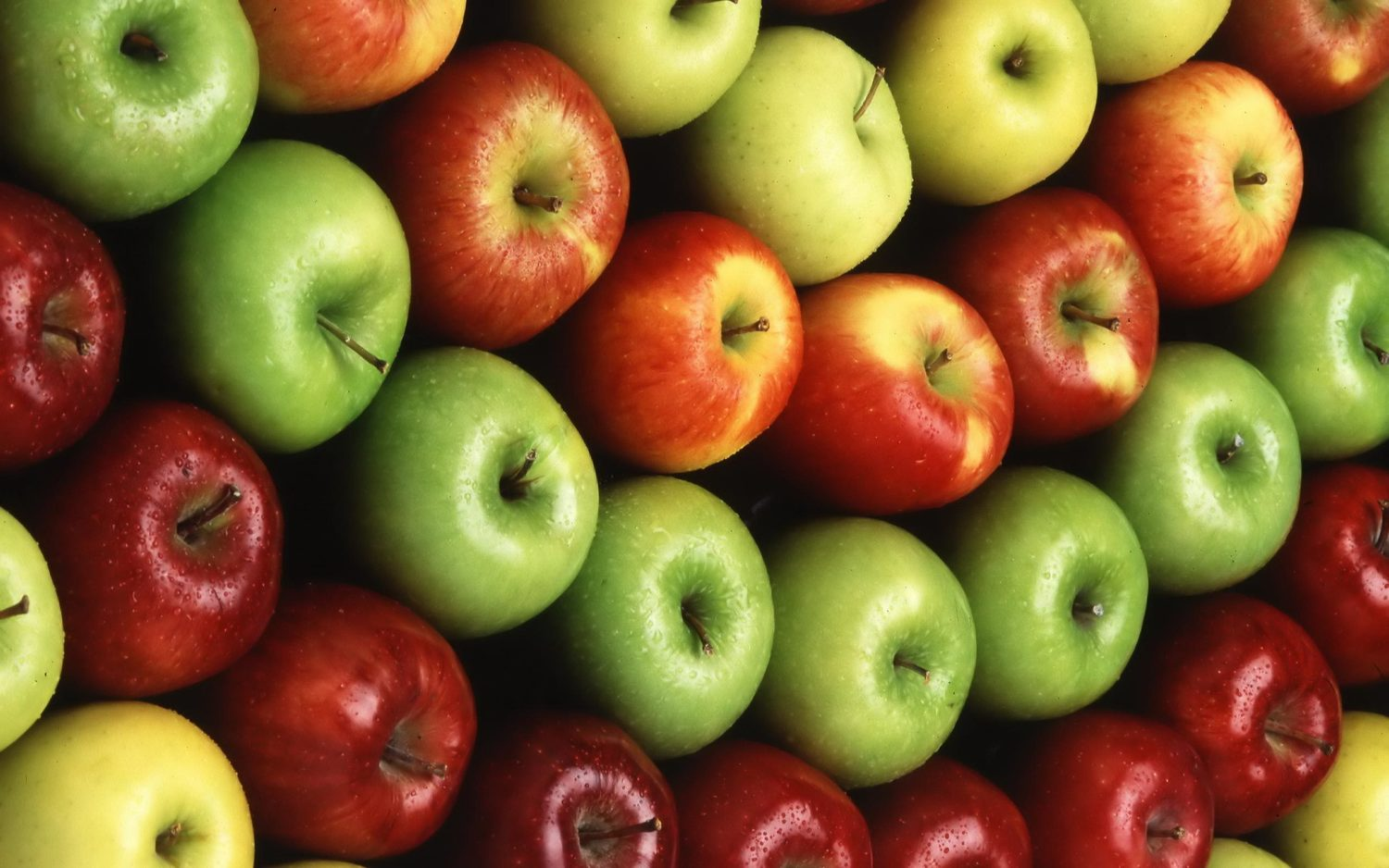 Why Apples Don't Grow on Trees