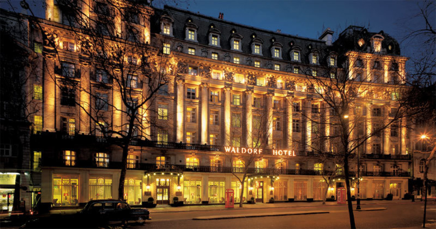 If Your Execs Are Staying at The Waldorf, There's a Problem