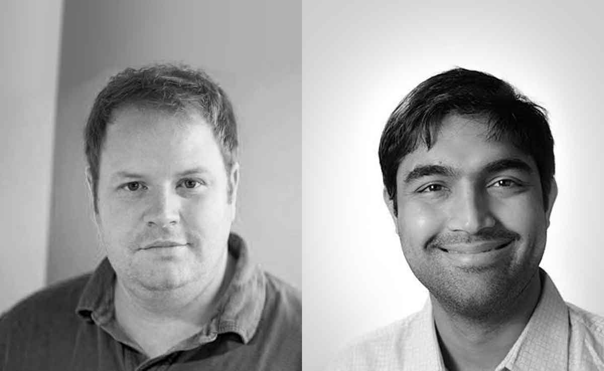 Founders: Parker Conrad and Prasanna Sankar