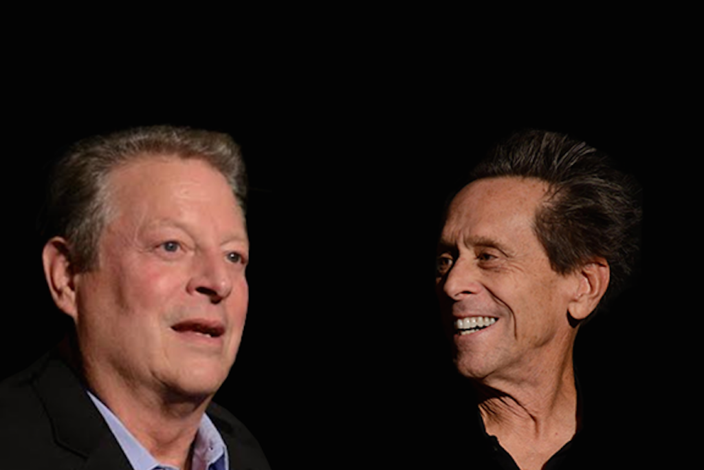 Image for article Storytelling in a Digital Age: A Conversation between Al Gore and Brian Grazer
