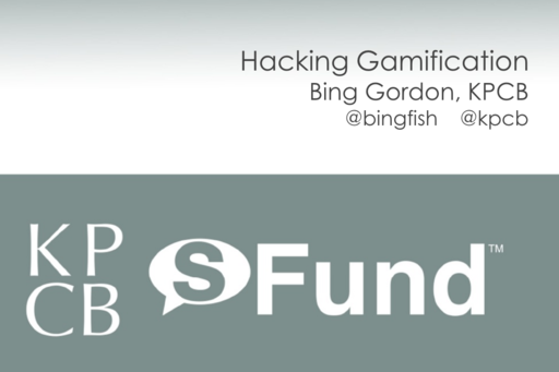 Image for article Hacking Gamification