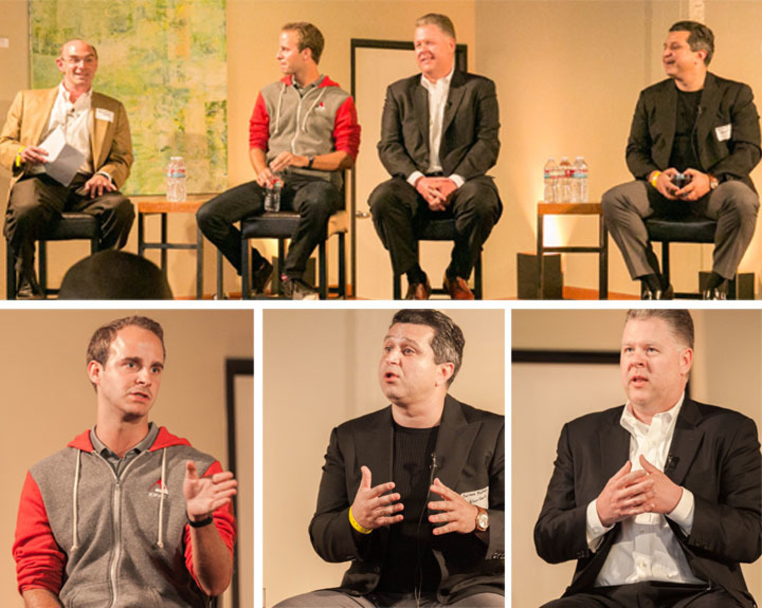 KPCB Cybersecurity Leadership Salon