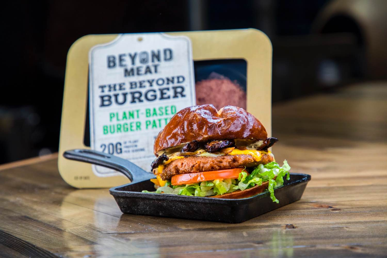 Image for article Congratulations Beyond Meat, The Future of Protein™