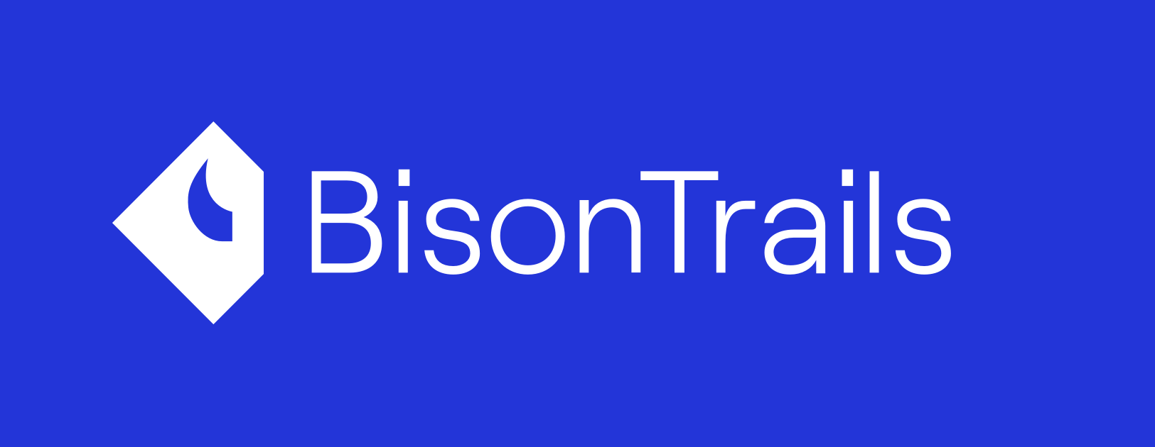 Welcome Bison Trails