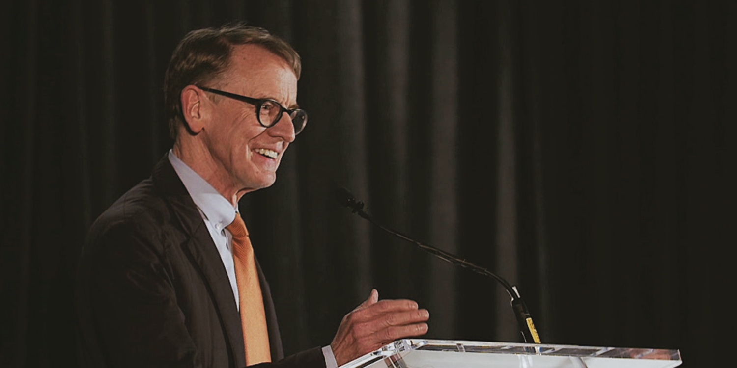 John Doerr NVCA lifetime achievement award acceptance speech